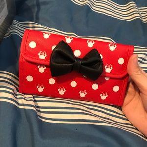 Disney Minnie Mouse Brush Set